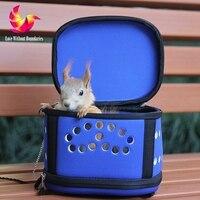 Moda piccolo sacchetto dell'animale domestico, di alta qualità, bella e generosa, una serie, scoiattolo, criceto. Totoro, gattino, cucciolo