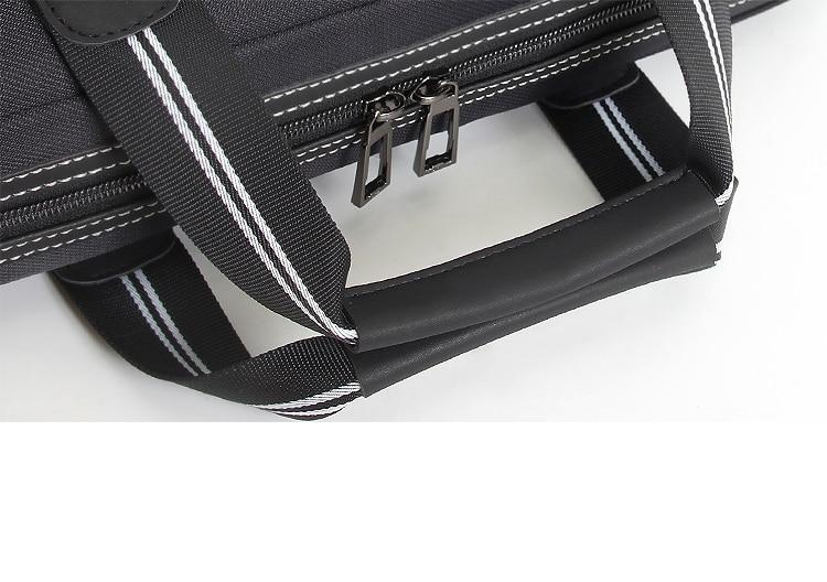 HTB1QWZBaLWG3KVjSZPcq6zkbXXaS Business Oxford Men Briefcase 15.6 inch Laptop Handbags Men's Office Bags Multifunction Messenger BagComputer Work Bag