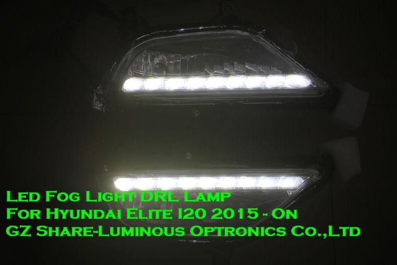 High Quality Led Daytime Running Light Fog Light Lamp Drl