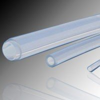 100 м/roll прозрачный твердое ядро зрительного сторона испускать оптическое волокно; внутренний диаметр 6.0 мм; Наружный диаметр: 6.0 мм