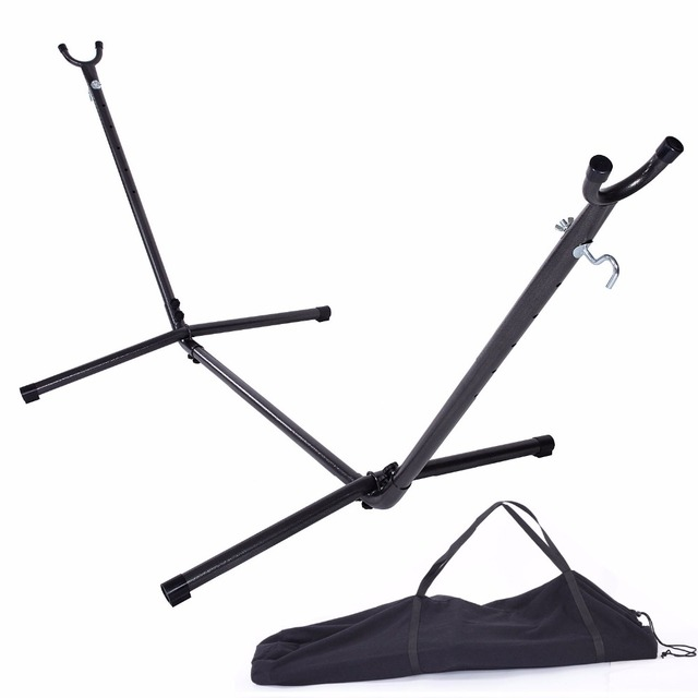 Hammock Accessory Portable Hammock Stand Black Background U0026 Silver Flower  Dropshipping