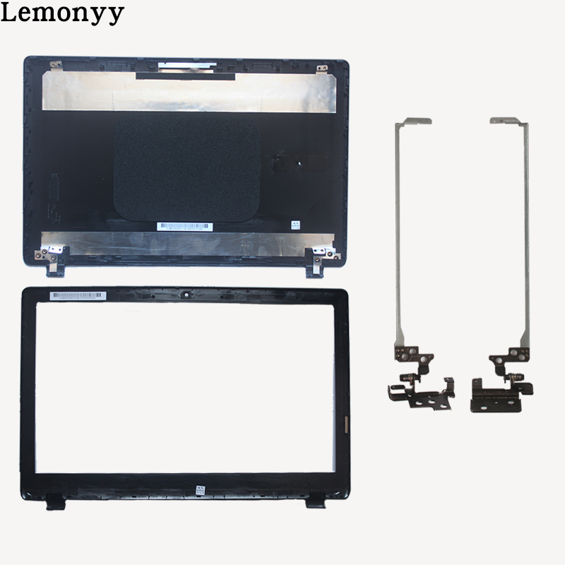 New FOR Acer Aspire ES1-512 ES1-531 N15W4 MS2394 Laptop LCD top cover case/LCD Bezel Cover/LCD hinges Left + Right mad dragon brand new laptop monarch blue lcd front trim cover bezel for acer sf514 52t 511e lcd bezel cover gdm 4600d0y000