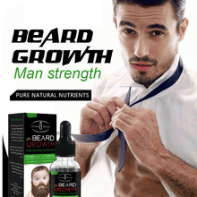 Men Growth Beard Oil Organic Wax balm Avoid Hair Loss Products Leave-In Conditioner for Groomed