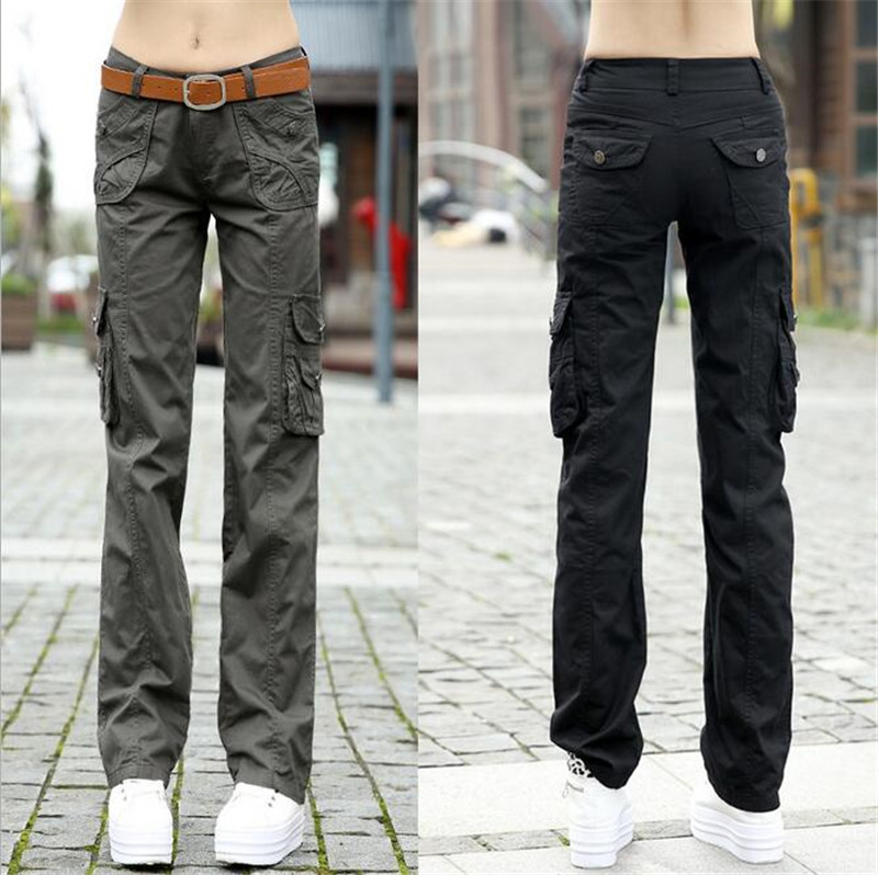 Popular Women Cargo Pants-Buy Cheap Women Cargo Pants lots from ...