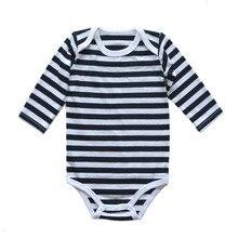 Одежда для маленьких мальчиков и девочек, детские комбинезоны с длинными рукавами, хлопковые зимние комбинезоны для новорожденных, Roupa de Bebe, боди для малышей, детский комбинезон