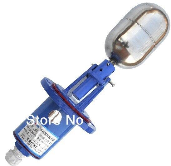 Interrupteur de niveau de liquide à flotteur en aluminium, contrôleur de niveau d'eau, contrôleur automatique de niveau de liquide UQK-01
