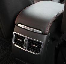 Auto accesorios inerior, trasera de aire de ventilación de admisión pegatina ajuste para Mazda 6 ATENZA 2014 2015, tipo A envío gratis