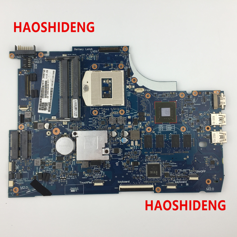 Free Shipping 746447-501  for HP ENVY 15-J 15T-J motherboard with HM87 740M/2G .All functions 100% fully Tested ! free shipping laptop motherboard 746447 501 for hp touchsmart 15 envy15 hm87 740m 2g 746447 001 notebook system tested