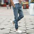 Горячая распродажа Новые модные  мужские джинсы