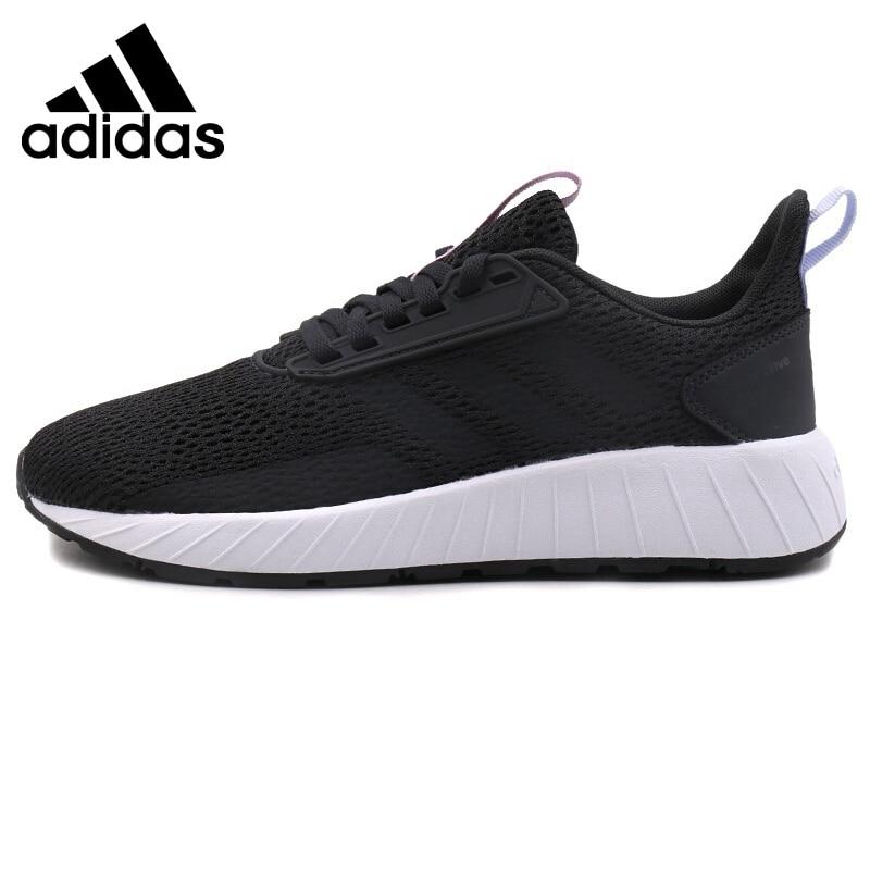 Original New Arrival 2018 Adidas NEO Label QUESTAR DRIVE Women's Skateboarding Shoes Sneakers adidas original new arrival official neo women s knitted pants breathable elatstic waist sportswear bs4904