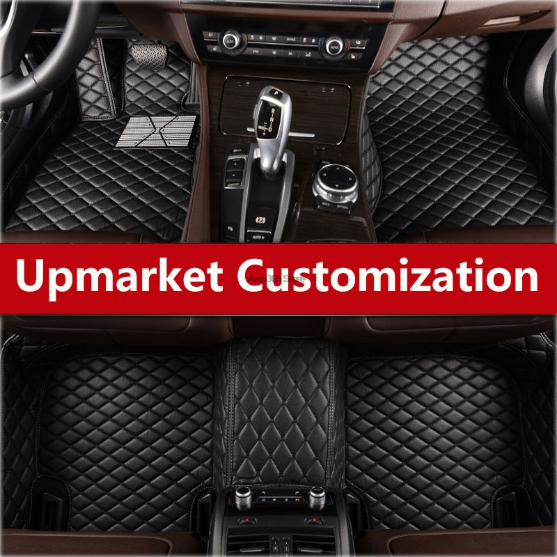 Accessorie Car Styling Floor Mat For Great Wall Ruv Wingle3 Wingle5 Wingle6 Deer M1 M2 M4 C30 Car Style Custom