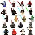Новый Сингл Продажи Звездные войны Дарт Мол Sith Warrior R2D2 Клон Trooper Строительные Блоки Кирпичи Игрушки для Детей