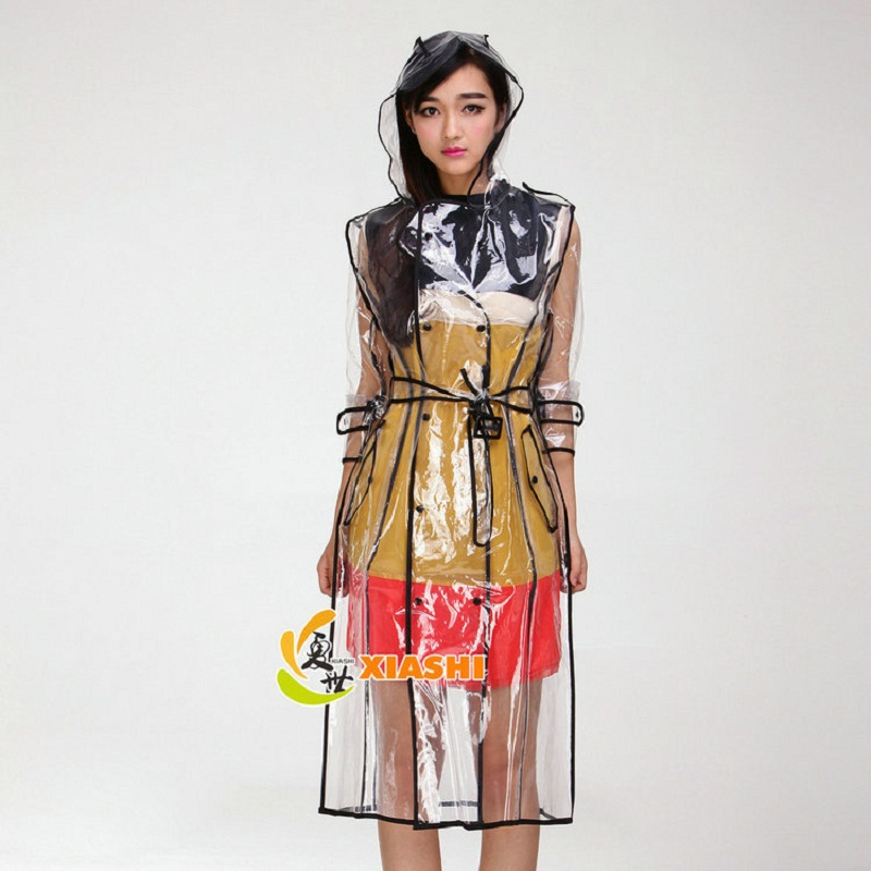 Popular Clear Raincoat-Buy Cheap Clear Raincoat lots from China ...