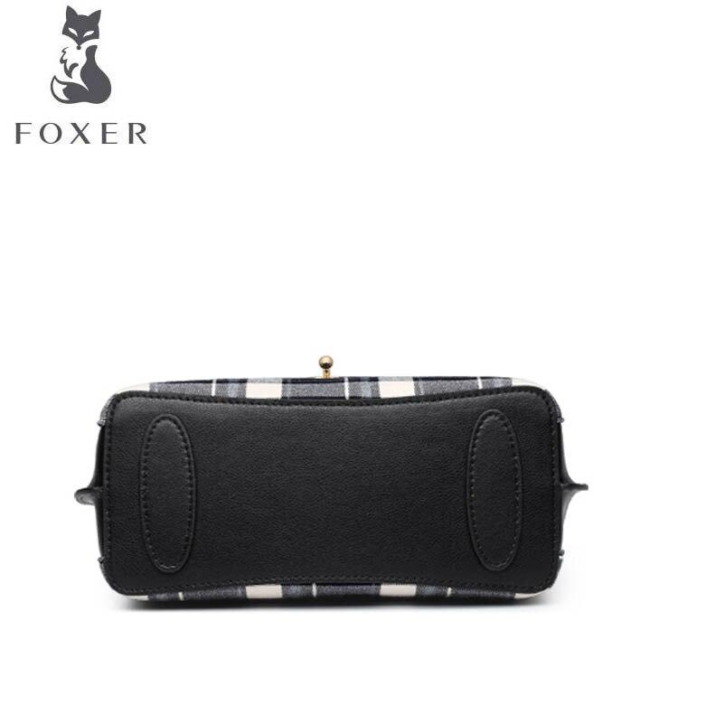 Et Losange Marque Femelle Sac Mini Automne Foxer Black Chaîne Nouvelle Fée 2018 Paquet D'hiver Petit Carré Simple nA0dwv