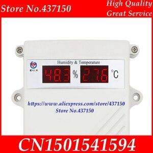 Image 2 - Temperature and humidity sensor transmitter 4 20MA 0 5V 0 10V RS485 output waterproof digital led display moisture meter