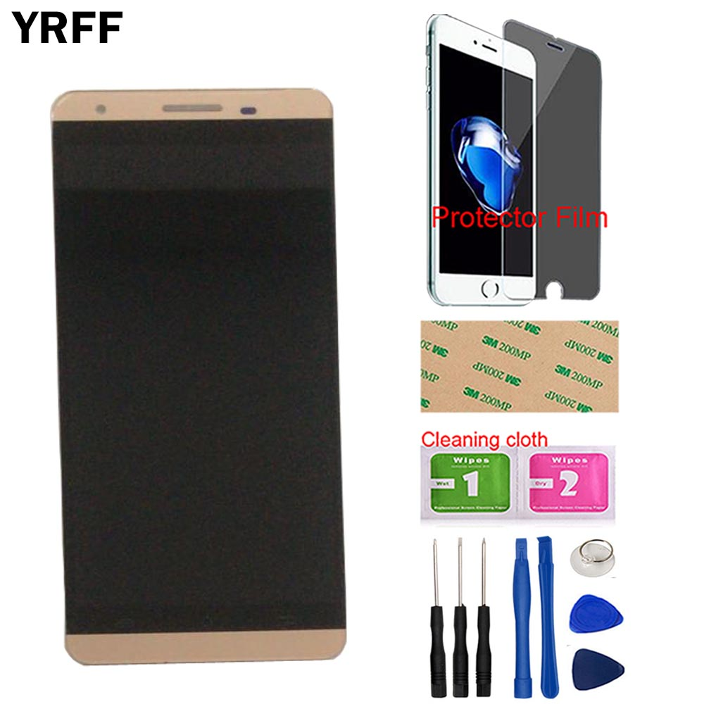 Mobile LCD Display 100 Tested 1080 1920 LCD Screen For Cubot X15 LCD Display With Touch