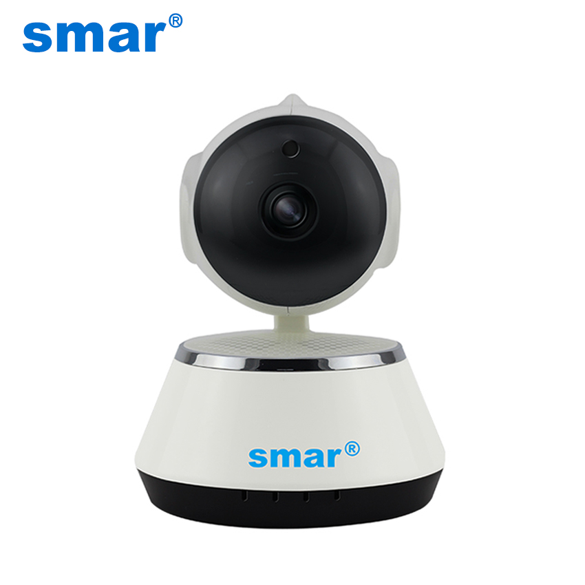 bilder für 720 P Wifi Drahtlose Ip-kamera CCTV Pan & Tilt Intelligente Kamera Surveillance Network Baby Monitor Nachtsicht SD Kartensteckplatz P2P