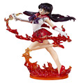 2015 Hot Sale!! Sexy Doll Figure, Sailor Moon, Anime Figure Zero Classic Mars Rei Hino Model Collector's Edition