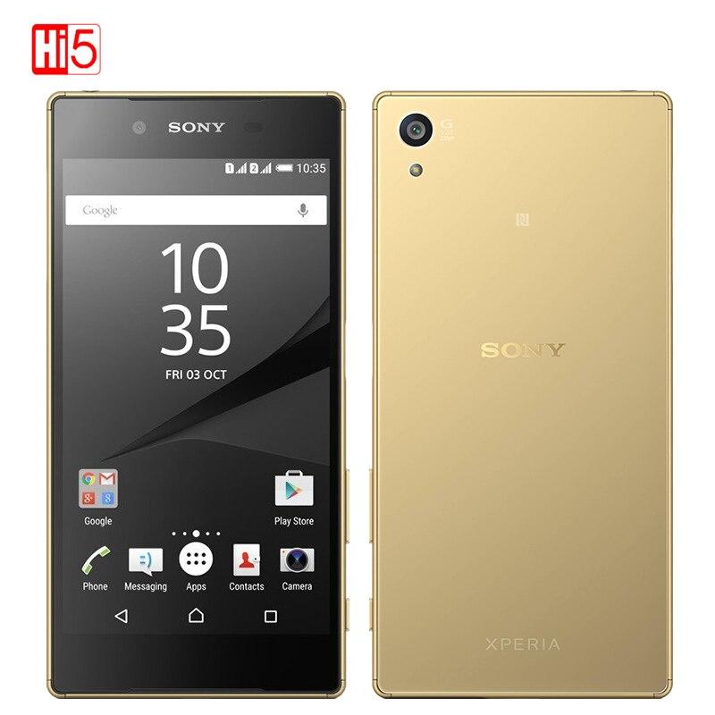 Unlocked Sony Xperia Z5 E6683/E6653 Mobile Phone 3G RAM 32G Dual SIM 5.2