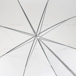 """Image 5 - Godox 43 """"108 cm blanc doux diffuseur Studio photographie translucide parapluie pour Studio Flash stroboscope éclairage"""