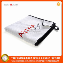 Hot Sale Limited Compressed Solid Home Microfiber Quick Dry Golf Towel