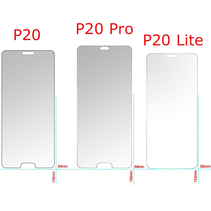MRGO Tempered Glass For Huawei P20 Lite 2019 Screen Protector 9H Phone On Protective Glass For Huawei P20 Pro Glass
