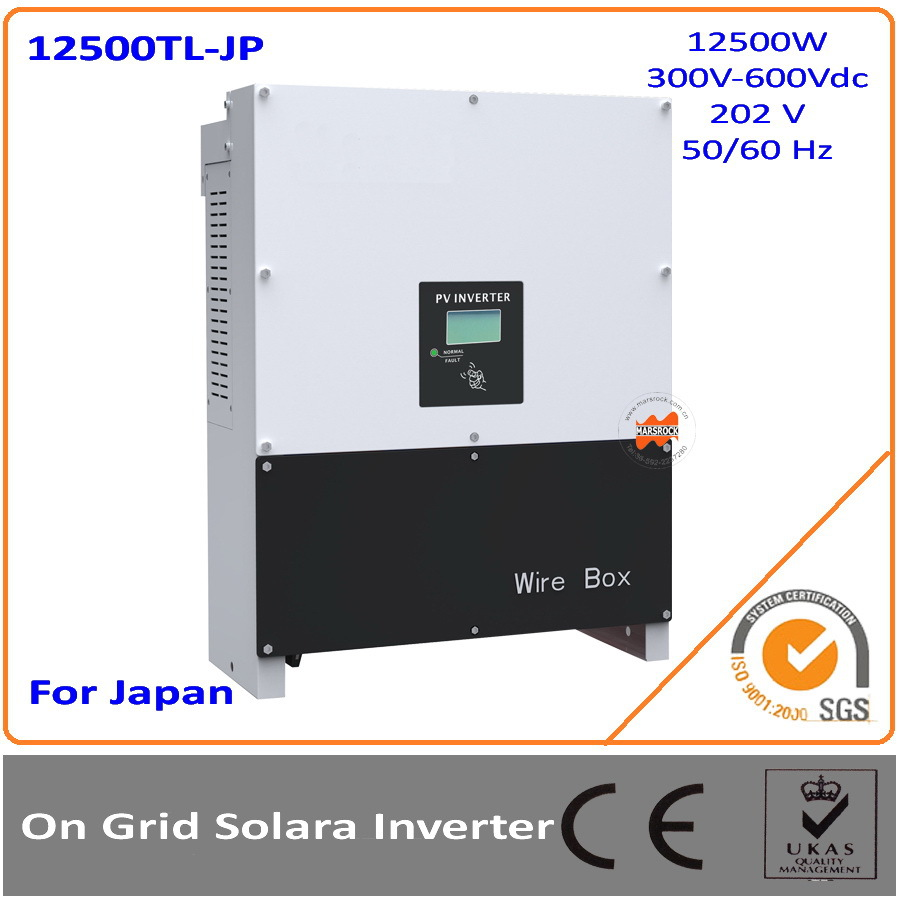 125kw Japan Version 300 600vac Dc To Ac On Grid Solar Inverter With Transformerless Power Supply 24vdc 120v And 230v Electrical Mppt 96 Efficiency Mlt String In Inverters Converters From Home