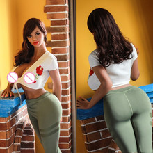 Big ass huge breasts 170CM M Cup real silicone sex dolls huge breast artificial vagina real pussy sexy doll