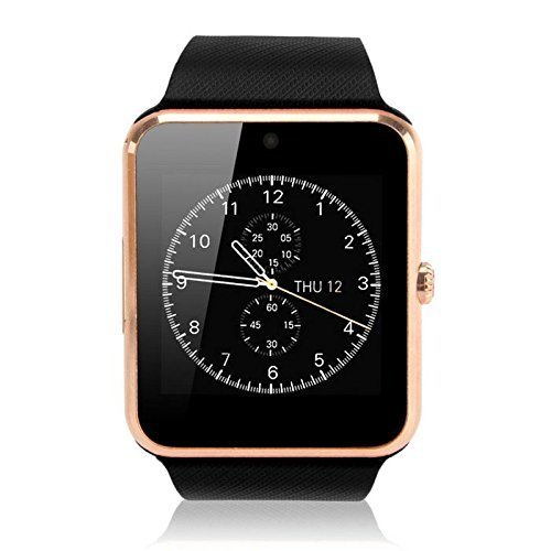 Montre intelligente Bluetooth (Compatible partiel pour IPHONE IOS) + (Compatible complet pour smartphone Android) Samsung, LG, Galaxy Note, Nexu