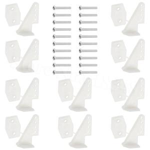 10Sets Plastic Pin Control Hor