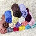 Baby Photography Props Blanket Rayon Wraps 40*150cm Stretch Knit Wrap Hammock Swaddling Padding Wraps Newborn Photo Wraps