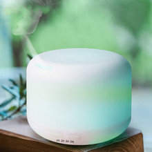 USB Ultrasonic Aromatherapy Humidifier Essential Oil Diffuser Air for Home Mist Maker Aroma Diffuser Fogger LED Light 300ML dc5v mini usb air humidifier aroma diffuser home aromatherapy essential oil diffuser mist maker fogger atomizer humidificador