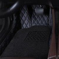 Коврики для Lexus ES250 ES300H ES350 IS250 RX 350 CT GX LS NX300H GS GX460 5D стайлинга автомобилей ковер, дорожки, вкладыши