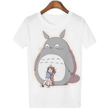 Totoro 3D Harajuku T-shirt