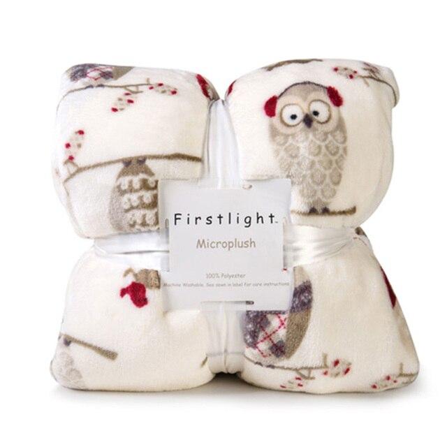 Winter Fleece Printed Blanket 6