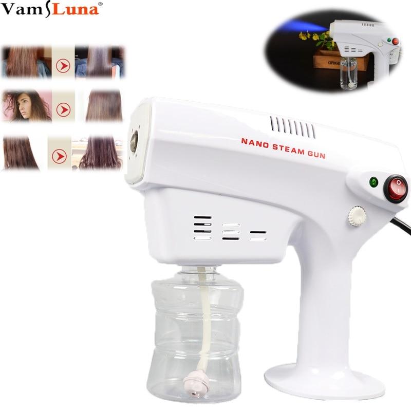 Hair Spray Machine Continuous Water Mister Spray Bottle Empty, Ultra Fine Aerosol Water Mist Trigger Sprayer