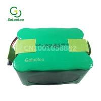 Golooloo 3500mAh Vacuum Ni MH Cleaner battery for KV8 Cleanna XR210C XR210D XR210E XR210F XR210 XR210A XR210B series