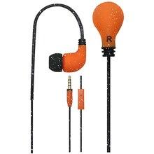 Fone de ouvido À Prova D' Água IPX8 Execução Esporte Fone De Ouvido Estéreo Fones De Ouvido Com Cancelamento de Ruído
