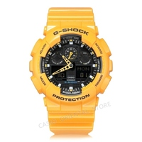 CASIO G SHOCK часы 200 м водостойкий Дайвинг мужские часы модные часы кварцевые часы мужской Relogio Masculino Механические GA 100A 9A