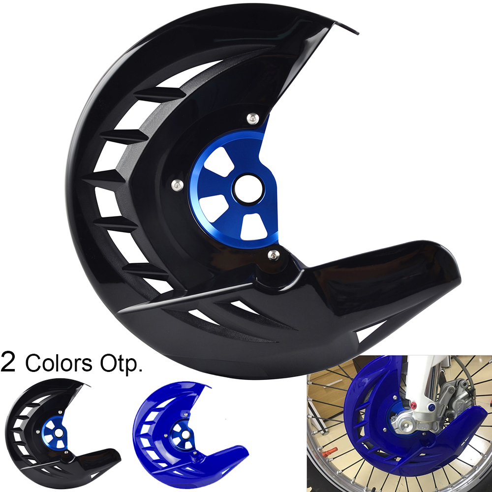 Front Brake Disc Cover Guard for Yamaha YZ250F YZ450F 2014 2015 2016 2017 2018