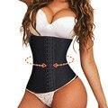 Mujeres hot body shaper cintura delgada tummy control de cinturón de cintura de cincher underbust corsé cintura trainer cinturón de adelgazamiento shaper xs-4xl
