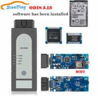 VAS 6154 ODIS V5.13 OKI Full Chip VAS6154 WIFI For Audi/Skoda Better Than VAS5054 With HDD ODIS Software Installed Support UDS