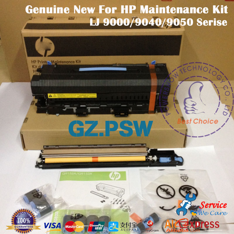 Original New Maintenance Kit C9153A C9152A C9153 67901 C9152 67901 For HP 9000 9040 9050 Serise