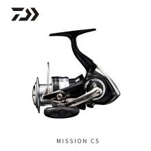 DAIWA FUEGO LT Original  MISSION CS 2000 2500 4000 Low Gear Ratio Spinning Fishing Wheel Metail Spool 5KG-9KG Power