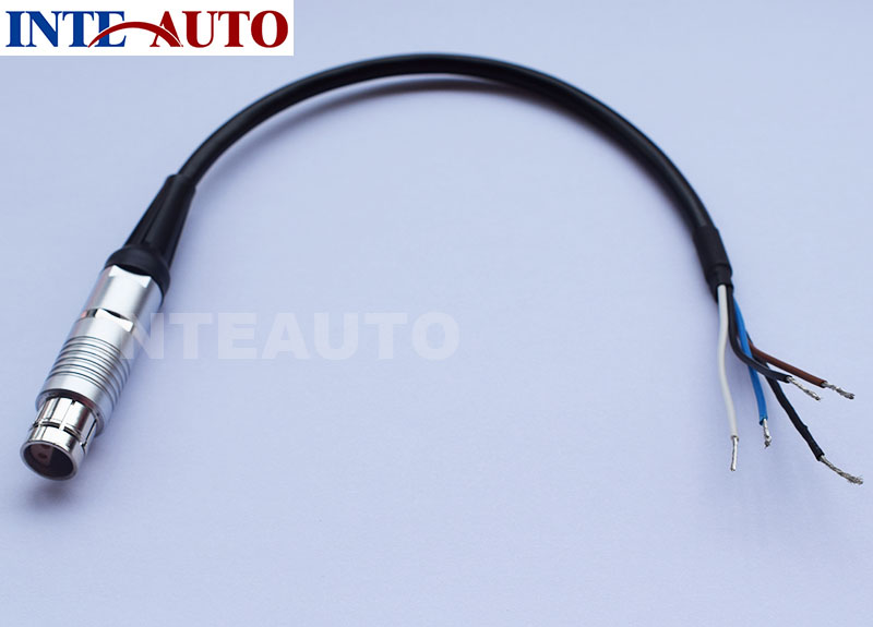 OEM cable with Plug ,cross LEMO FFA.2S.304 ,cable wire connector,metal push pull self-locking connector cross cross ac249 2s