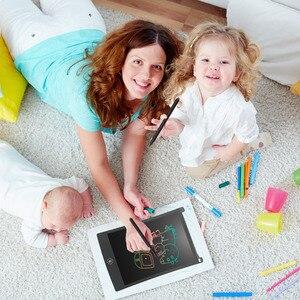 Image 4 - NEWYES Mini 8.5 Cal Colorfull LCD elektroniczny tablet do pisania cyfrowy rysunek podkładka do pisma ręcznego do edukacji dziecka/rekord harmonogramu