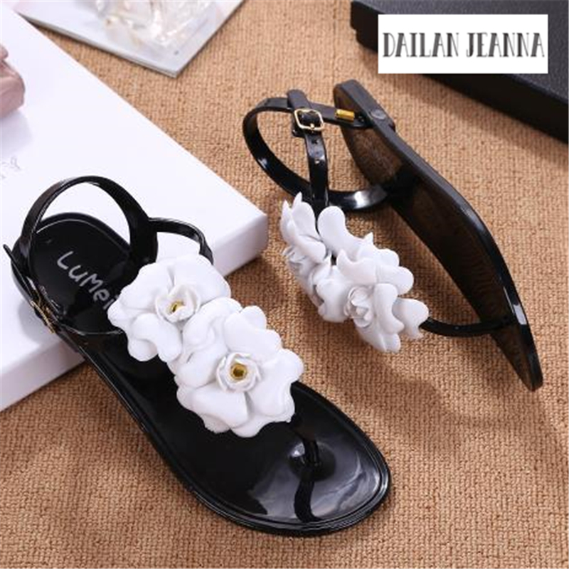 Free Shipping Women Sandals 2017 Summer Casual Bohemia Flat Women Shoes New Fashion Beach Sandals Solid Casual Shoes 36-41 women s shoes 2017 summer new fashion footwear women s air network flat shoes breathable comfortable casual shoes jdt103