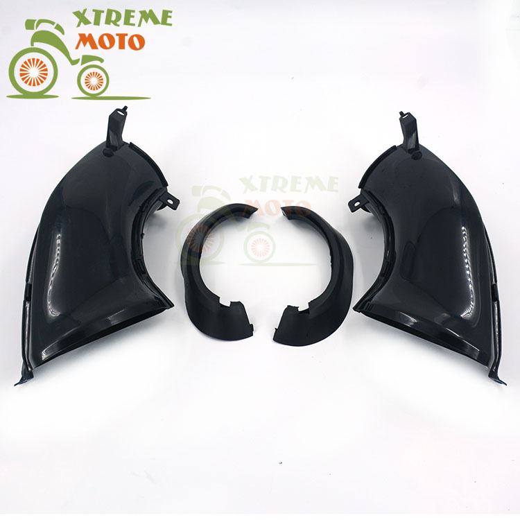 Motorcycle Air Intake Tube Duct Cover Fairing For YAMAHA YZF1000 R1 2007-2008 2007 2008 07 08 new motorcycle ram air intake tube duct for suzuki gsxr600 gsxr750 k11 2011 2012 abs plastic black