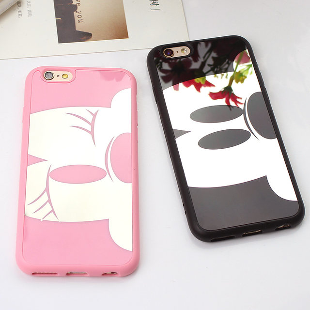 coque iphone x silicone minnie