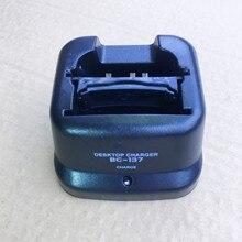 BC137 единственный настольная База зарядное устройство для BMW Icom IC-V8 IC-V82 IC-F30GT IC-F40GT IC-F31GS IC-F3GS IC-F11 и т. д. иди и болтай walkie talkie для BP210